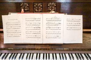 Klavierauszug Partitur Xpress Notengrafik